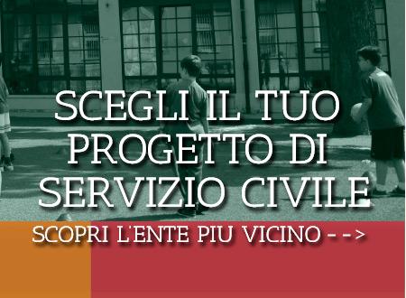 scopri servizio civile